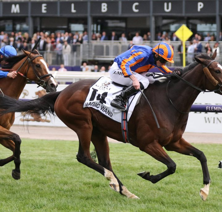 Mackinnon Stakes 2019 Results: Magic Wand Beats Melody Belle & Hartnell