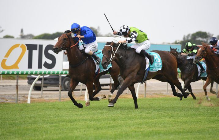 Magic Millions Sprint 2020 Results: Madam Rouge Nabs Isaurian on the Line