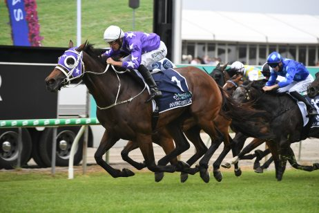 Invincibella Wins Historical Third Magic Millions Fillies & Mares Race