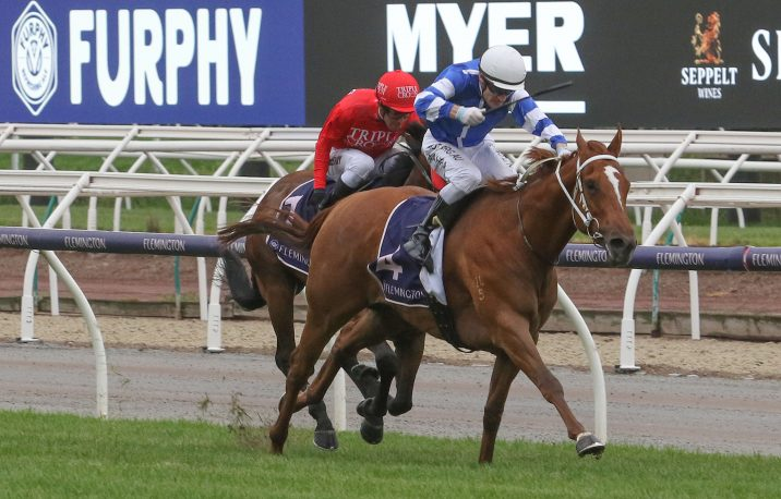 2020 AR Creswick Stakes Results: Front Page Wins In An Upset