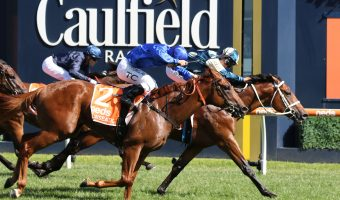 Tagaloa Upsets Hanseatic in Blue Diamond Stakes 2020 Results