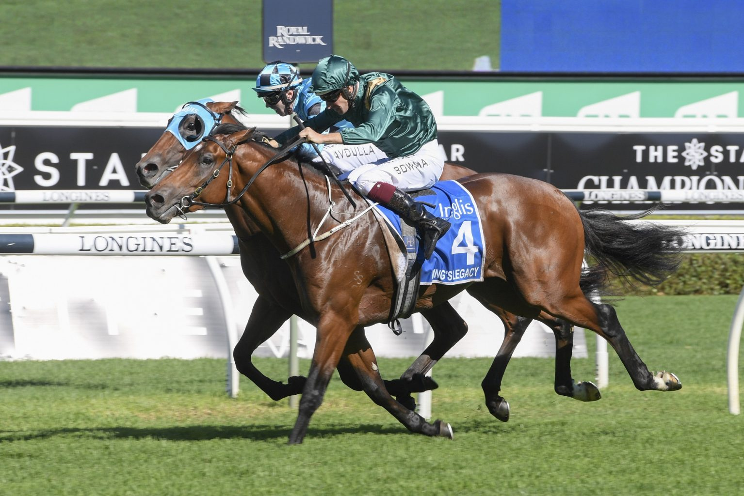 2020 Inglis Sires' Results: King's Legacy Wins on Way to Champagne Stakes