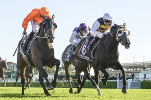 Quick Thinker Holds Off Zebrowski for Memorable Australian Derby Win