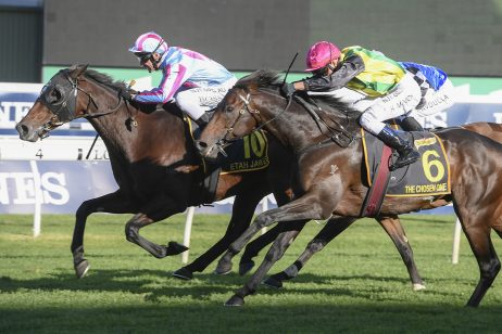 2020 Sydney Cup: Bossy's Magic Touch Helps Etah James Over the Line