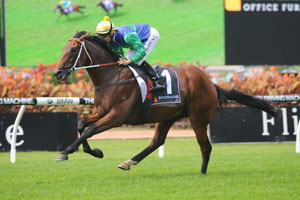 All Too Hard ready for Golden Slipper after Pago Pago win
