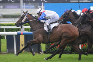 Super filly Mosheen takes out Randwick Guineas