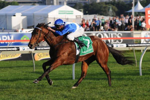 More Joyous Enjoys Unbeaten Autumn With Queen Elizabeth Stakes Win