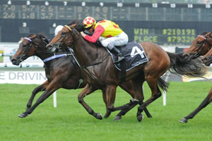 McDonald wraps up early double on Doncaster Mile day
