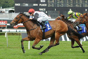 McDonald recommends Oaks start for Full Of Spirit