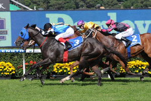 Williams wins another Group 1 in T J Smith