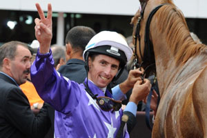 Another huge payday looming for Rawiller on Derby Day