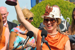Gai can repeat history with trifecta in Golden Slipper