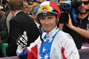 Gerald Mosse looking forward to Golden Slipper Day