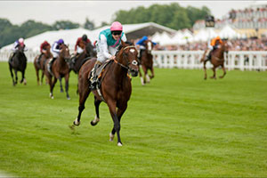 Sir Henry Cecil relieved to see Frankel win Queen Anne