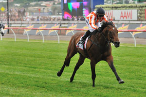 Ortensia Chases King Stand Stakes Victory