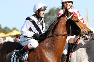 Lloyd to ride Startsmeup in Winter Stakes