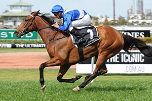 Rawiller happy to stick with More Joyous in Cox Plate