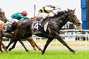 Gatewood Wins Geelong Cup