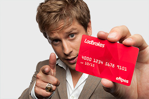 Ladbrokes First To Market With EFTPOS Card For Payouts