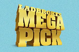 Ladbrokes launches $3 Million MegaPick