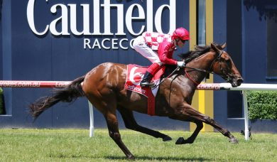 2017 Caulfield Guineas Results: Mighty Boss Scores Upset Win