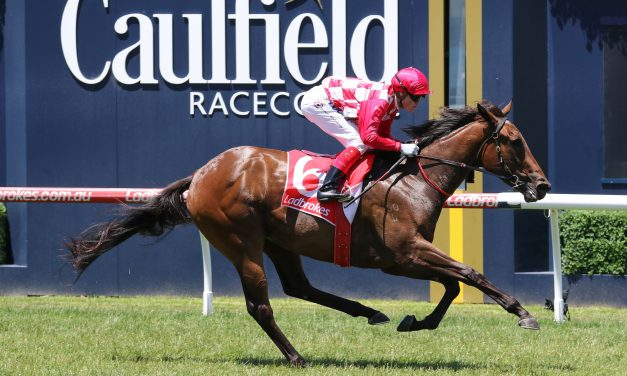 Catchy back to her best for Danehill Stakes