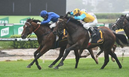 Golden Rose hopeful Diamond Tathagata impresses with Randwick trial win