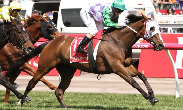 St Michel to head down under for the 2017 Melbourne Cup