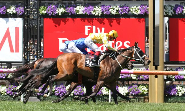 Comin' Through Out To Cement Doncaster Mile Start In Apollo Stakes