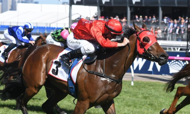Redzel wins trial in countdown to The Everest