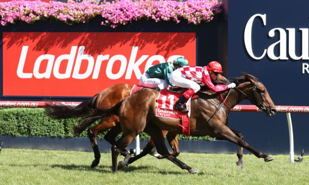 Ladbrokes Caulfield Guineas an Option for Danehill Stakes Winner Catchy