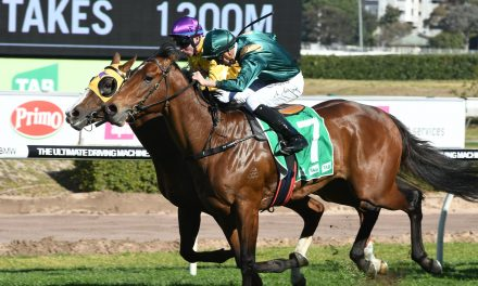 Dracarys Wins Up And Coming Stakes