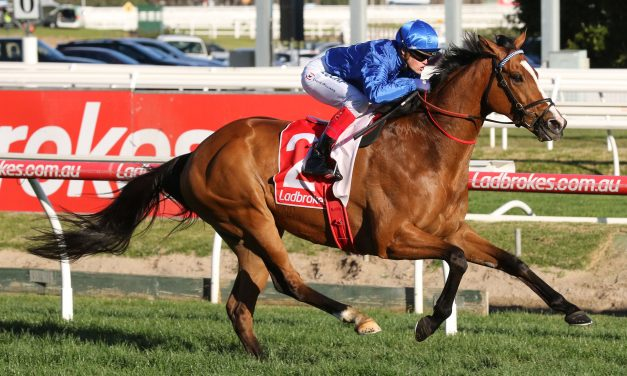 1800m of Underwood Stakes to suit Hartnell