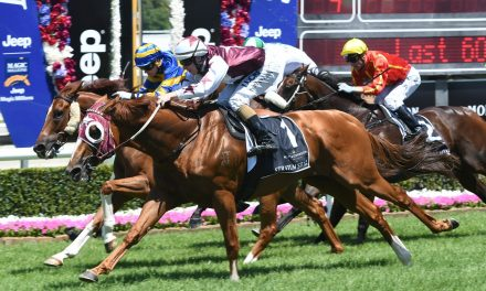 Scales Of Justice Well Ahead of Spring Carnival Campaign