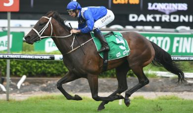 Winx Is The 2017 George Main Stakes Winner