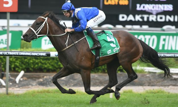Winx is featured in the 2018 Queen Elizabeth Stakes nominations