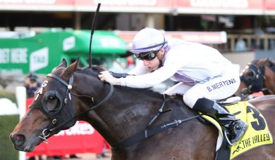 2017 Naturalism Stakes Day Results: Leather'N'Lace Wins The Opener