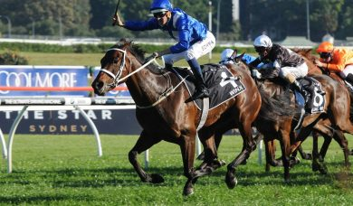 2018 George Ryder Stakes Results: Winx Wins