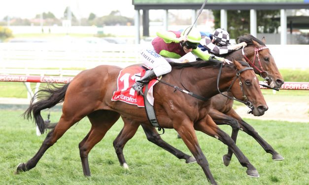 Maher has Bons Away in Sir Rupert Clarke Stakes before beginning suspension