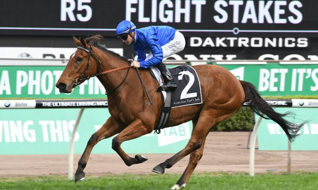 Alizee Primed For First-Up Light Fingers Stakes Win
