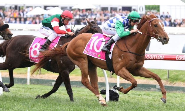 Kiwia off to the Bendigo Cup after Coongy Cup win