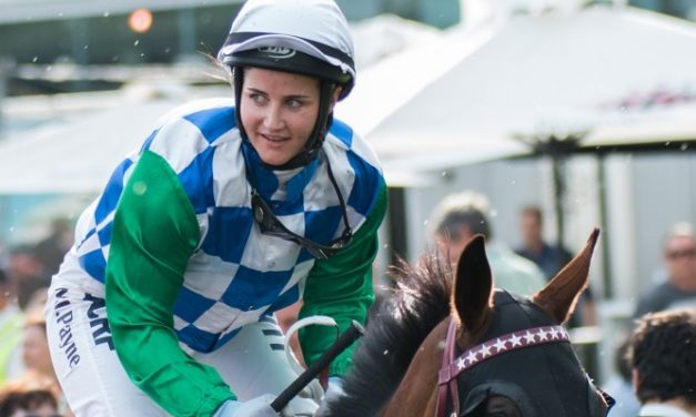 Michelle Payne happy to be a part of Winx's Cox Plate history
