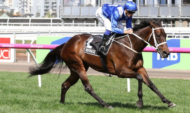 Outside barrier won't affect Winx's chances in Queen Elizabeth Stakes