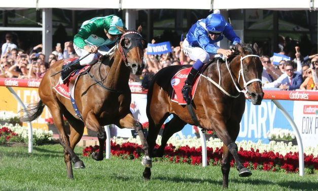 Emirates Stakes Still An Option For Winx