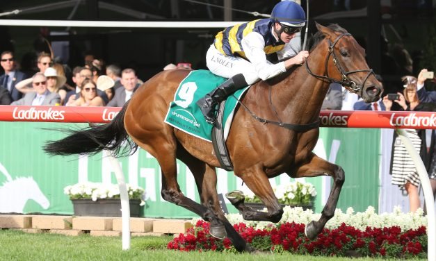 VRC Oaks Favourite Aloisia Set to Excel