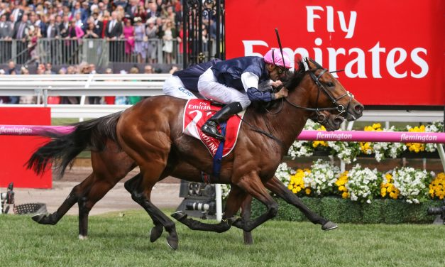 O'Brien Makes 2017 Melbourne Cup History with Rekindling