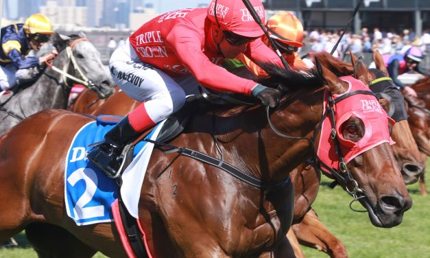 Downloads can open the window for Blue Diamond Stakes in Fillies Prelude