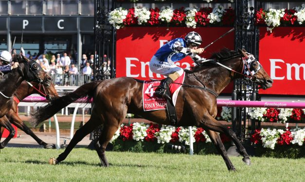 All Day Results for 2017 Emirates Stakes Day: Tosen Stardom wins 2017 Emirates Stakes