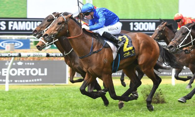 Beau Geste Looking to Go Out A Sandown Guineas Winner