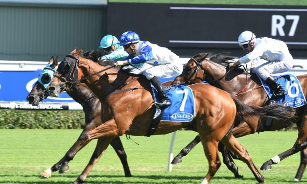 Villiers Stakes Winner Earns Crack at Magic Millions Races